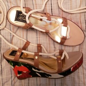 Milly for Sperry Top-Sider Southport Wedges